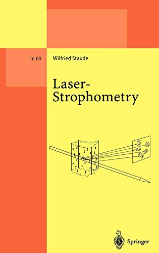9783540426226: Laser-Strophometry: High-Resolution Techniques for Velocity Gradient Measurements in Fluid Flows (Lecture Notes in Physics Monographs)