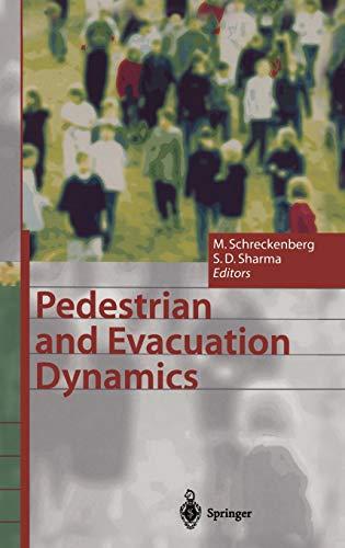 9783540426905: Pedestrian and Evacuation Dynamics