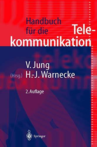 9783540427957: Handbuch Fur Die Telekommunikation