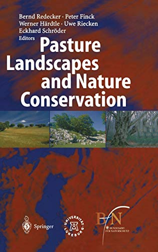 9783540429203: Pasture Landscapes and Nature Conservation