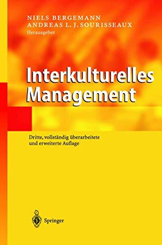 9783540429760: Interkulturelles Management