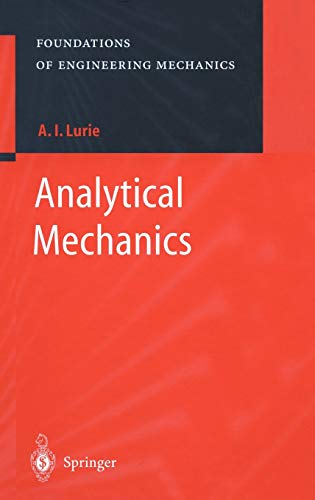 9783540429821: Analytical Mechanics (Foundations of Engineering Mechanics)