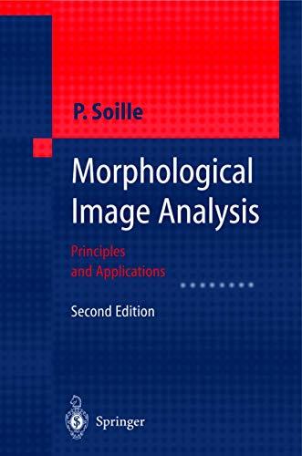 9783540429883: Morphological Image Analysis: Principles and Applications