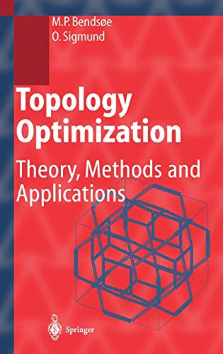 9783540429920: Topology Optimization: Theory, Methods, and Applications