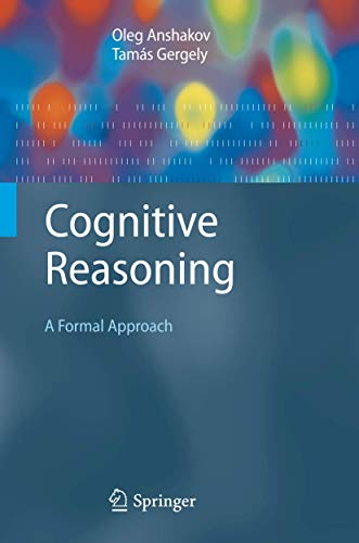 9783540430582: Cognitive Reasoning