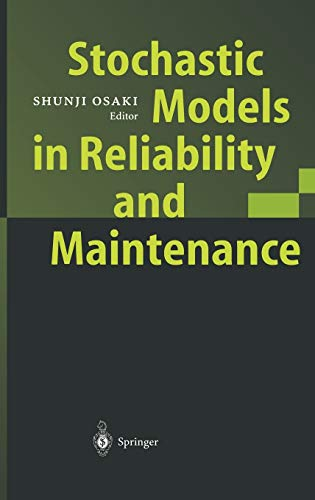 9783540431336: Stochastic Models in Reliability and Maintenance