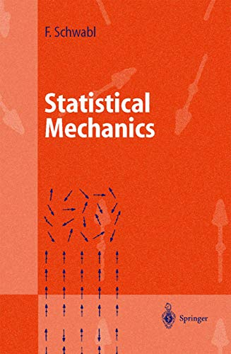9783540431633: Statistical Mechanics