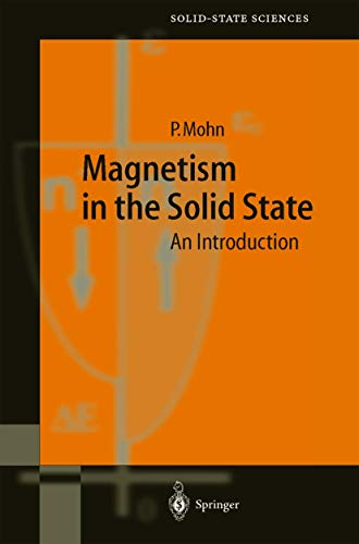 9783540431831: Magnetism in the Solid State