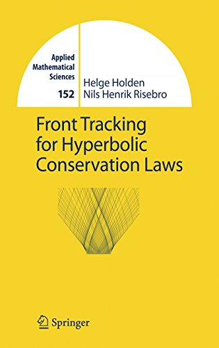 9783540432890: Front Tracking for Hyperbolic Conservation Laws