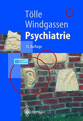 9783540434443: Psychiatrie: Einschlie Lich Psychotherapie (Springer-Lehrbuch)