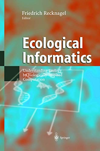 9783540434559: Ecological Informatics