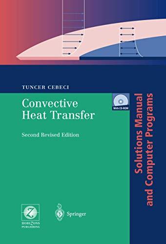 9783540434719: Convective Heat Transfer