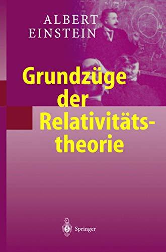 9783540435129: Grundzüge der Relativitätstheorie (German Edition)