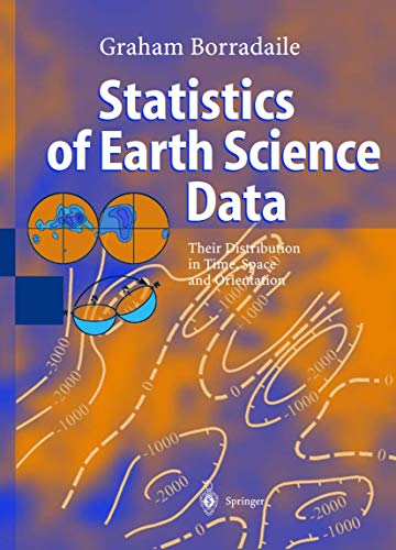9783540436034: Statistics of Earth Science Data