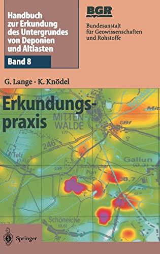 9783540436836: Handbuch zur Erkundung des Untergrundes von Deponien und Altlasten