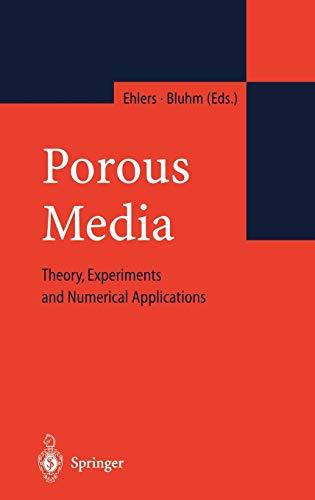 Porous Media: Wolfgang Ehlers