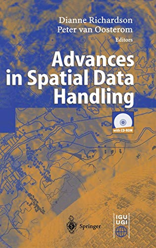 9783540438021: Advances in Spatial Data Handling: 10th International Symposium on Spatial Data Handling