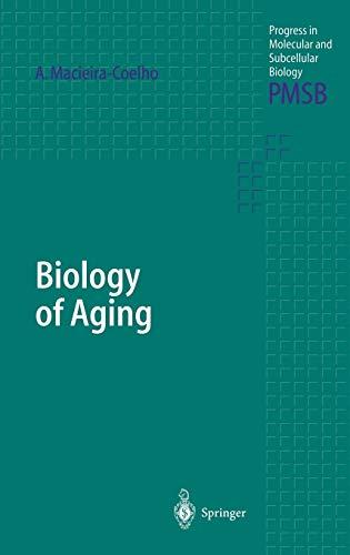 Biology of Aging: Alvaro Macieira-Coelho