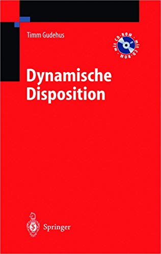 9783540438434: Dynamische Disposition: Strategien zur optimalen Auftrags- und Bestandsdisposition (VDI-Buch) (German Edition)