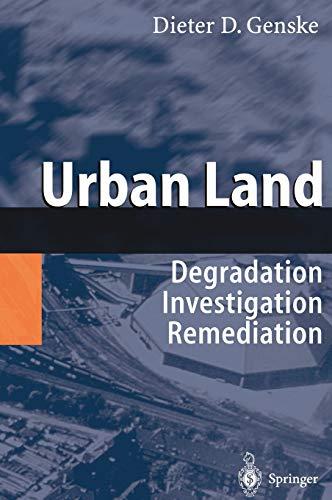 9783540438458: Urban Land