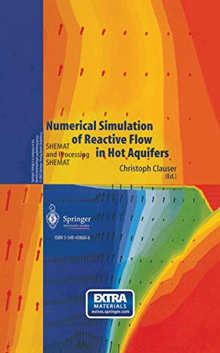 9783540438687: Numerical Simulation of Reactive Flow in Hot Aquifers: SHEMAT and Processing SHEMAT