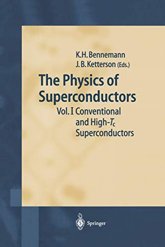 9783540438830: The Physics of Superconductors: Vol. I. Conventional and High-Tc Superconductors: Conventional and High-Tc Superconductors v. 1