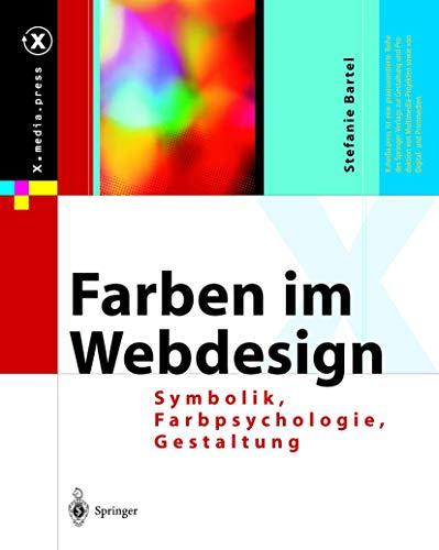 9783540439240: Farben im Webdesign: Symbolik, Farbpsychologie ...