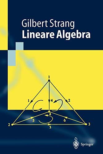 9783540439493: Lineare Algebra (Springer-Lehrbuch)