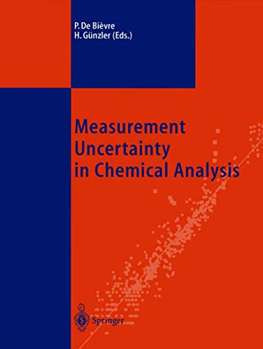 9783540439905: Measurement Uncertainty in Chemical Analysis