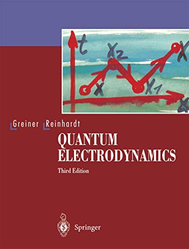 9783540440291: Quantum Electrodynamics