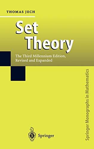 9783540440857: Set Theory