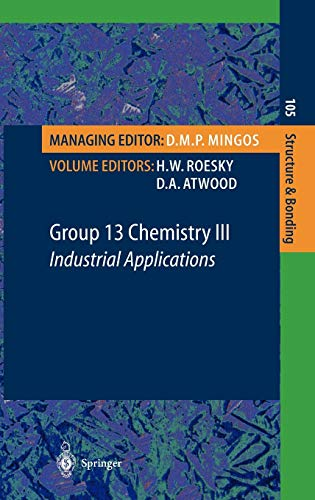 Group 13 Chemistry 3: H. W. Roesky