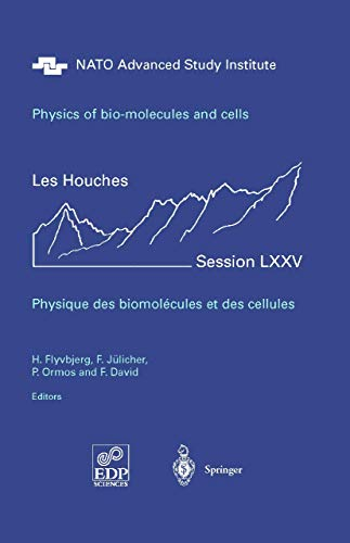9783540441328: Physics of Bio-Molecules and Cells