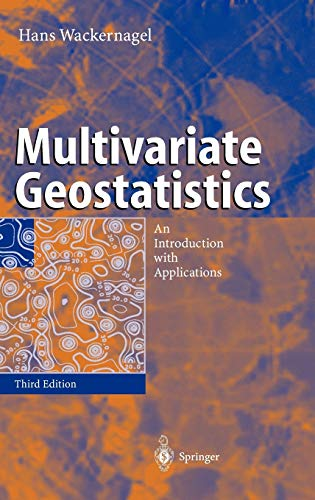 9783540441427: Multivariate Geostatistics: An Introduction with Applications
