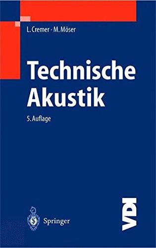 9783540442493: Technische Akustik (VDI-Buch) (German Edition)