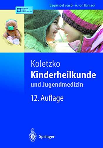 9783540443650: Kinder- Und Jugendmedizin (Springer-Lehrbuch)