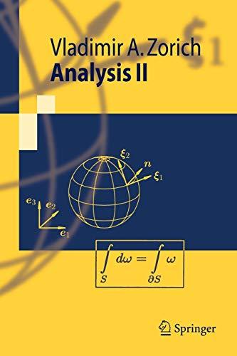 9783540462316: Analysis II: v. 2 (Springer-Lehrbuch)