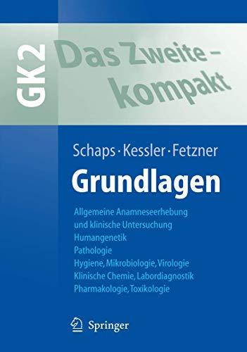 9783540463443: Das Zweite - kompakt: Grundlagen (Springer-Lehrbuch) (German Edition)