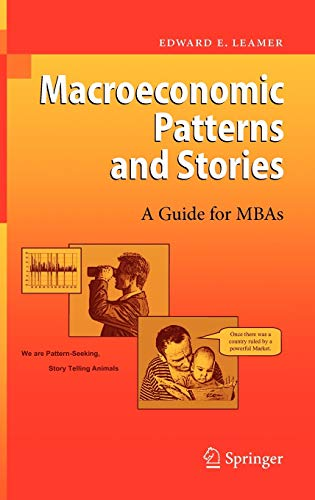9783540463887: Macroeconomic Patterns and Stories