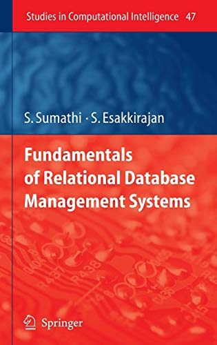 9783540483977: Fundamentals of Relational Database Management Systems (Studies in Computational Intelligence)