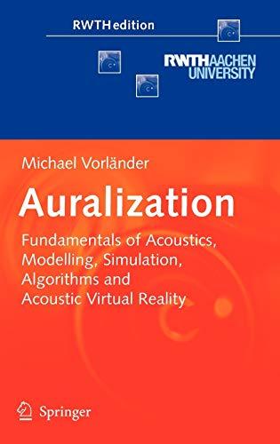 Auralization: Michael Vorländer