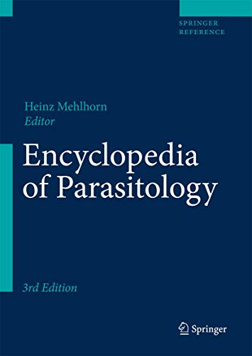 9783540489948: Encyclopedia of Parasitology (Springer Reference)