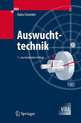 9783540490913: Auswuchttechnik (VDI-Buch)