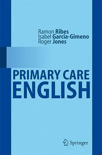 9783540496175: Primary Care English