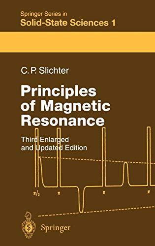 9783540501572: Principles of Magnetic Resonance (Springer Series in Solid-State Sciences) (v. 1)