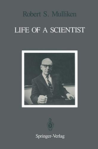 9783540503750: Life of a Scientist: An Autobiographical Account of the Development of Molecular Orbital Theory