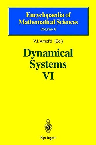 9783540505839: Singularity Theory I (Encyclopaedia of Mathematical Sciences) (v. 6)