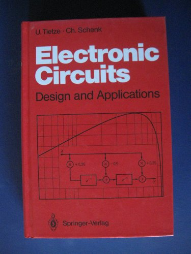9783540506089: Electronic Circuits: Design and Applications