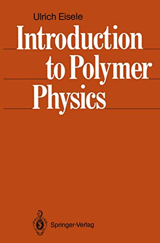 9783540507772: Introduction to Polymer Physics