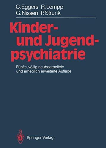 kinder- Und Jugend-Psychiatrie: Eggers, C.; Lempp, R.; Nissen, G.; Strunk, R.